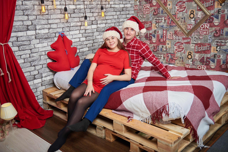 В ожидании новогоднего чуда!)