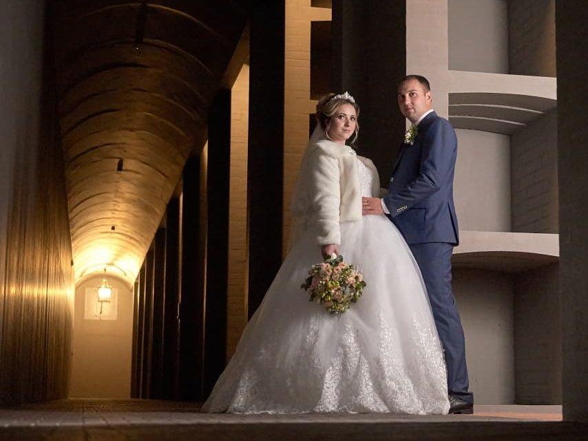 Свадьба 3 ноября 2018